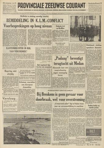 Provinciale Zeeuwse Courant 1958-03-20