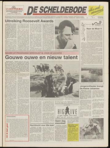 Scheldebode 1992-06-10