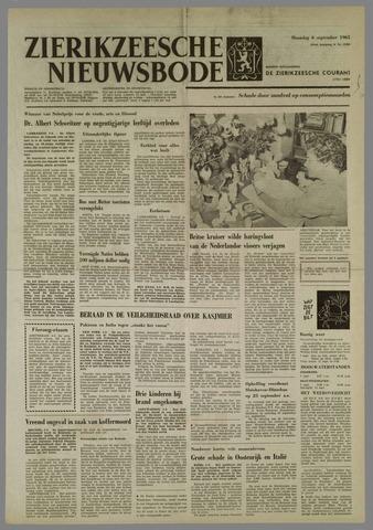 Zierikzeesche Nieuwsbode 1965-09-06