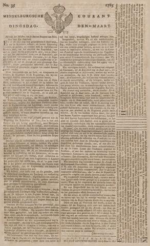 Middelburgsche Courant 1785-03-22