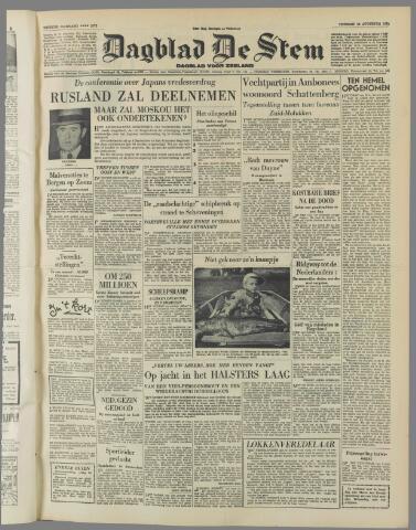 de Stem 1951-08-14