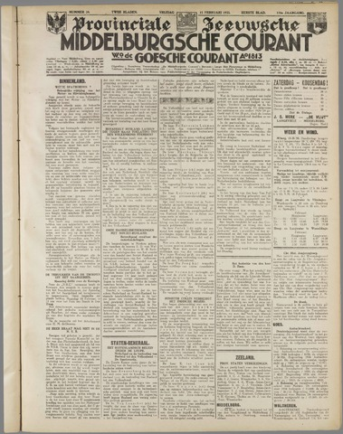 Middelburgsche Courant 1935-02-15