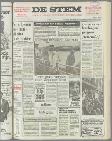 de Stem 1977-10-13