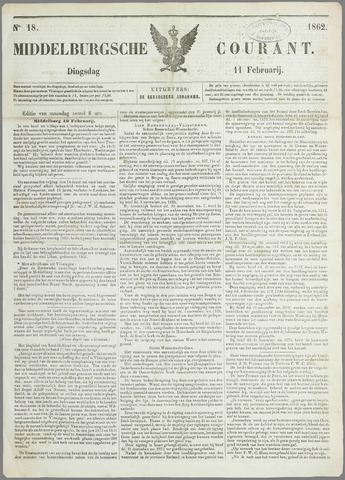 Middelburgsche Courant 1862-02-11