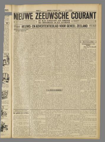Nieuwe Zeeuwsche Courant 1932-02-02