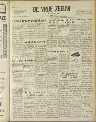 de Vrije Zeeuw 1958-04-21
