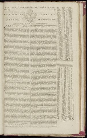 Middelburgsche Courant 1795-11-26