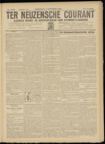 Ter Neuzensche Courant. Algemeen Nieuws- en Advertentieblad voor Zeeuwsch-Vlaanderen / Neuzensche Courant ... (idem) / (Algemeen) nieuws en advertentieblad voor Zeeuwsch-Vlaanderen 1935-11-06