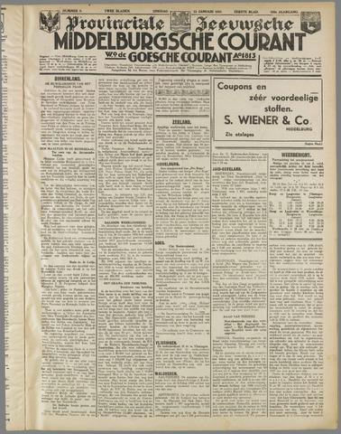 Middelburgsche Courant 1937-01-12