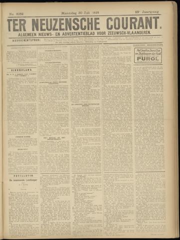Ter Neuzensche Courant. Algemeen Nieuws- en Advertentieblad voor Zeeuwsch-Vlaanderen / Neuzensche Courant ... (idem) / (Algemeen) nieuws en advertentieblad voor Zeeuwsch-Vlaanderen 1928-07-30
