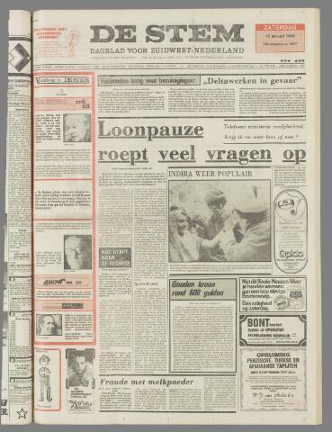 de Stem 1980-01-12