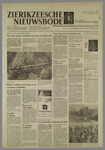 Zierikzeesche Nieuwsbode 1965-12-24