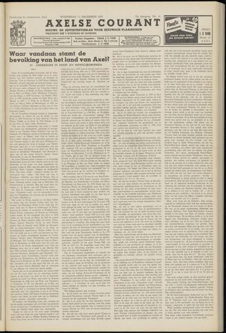 Axelsche Courant 1957-12-11