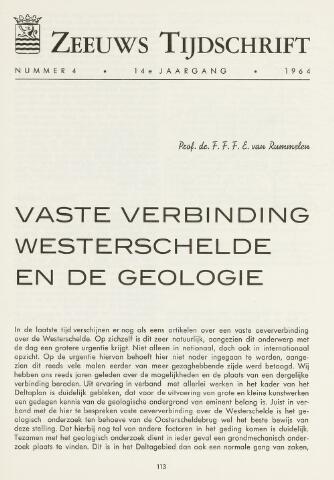 Zeeuws Tijdschrift 1964-07-01