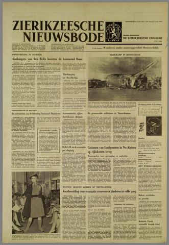Zierikzeesche Nieuwsbode 1962-07-26