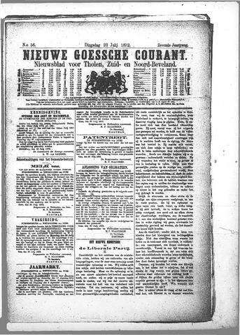 Nieuwe Goessche Courant 1872-07-23