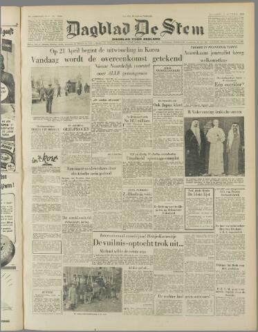 de Stem 1953-04-11