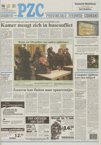 Provinciale Zeeuwse Courant 1997-11-26