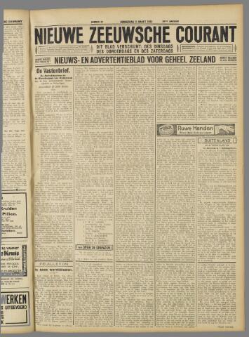 Nieuwe Zeeuwsche Courant 1933-03-02