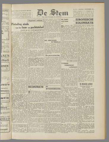 de Stem 1945-09-04