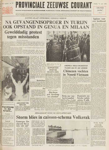Provinciale Zeeuwse Courant 1969-04-15