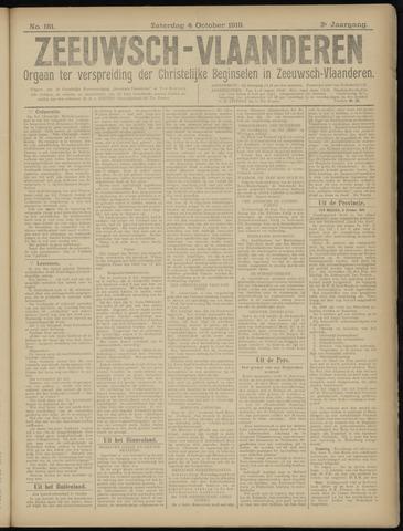 Luctor et Emergo. Antirevolutionair nieuws- en advertentieblad voor Zeeland / Zeeuwsch-Vlaanderen. Orgaan ter verspreiding van de christelijke beginselen in Zeeuwsch-Vlaanderen 1919-10-04