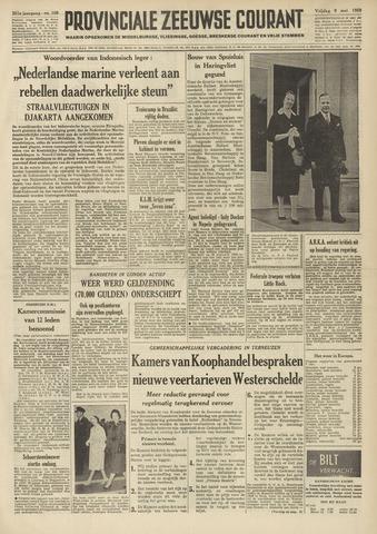 Provinciale Zeeuwse Courant 1958-05-09