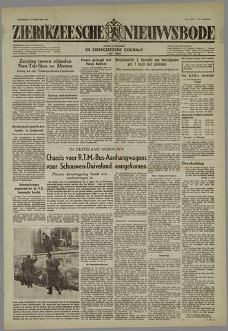 Zierikzeesche Nieuwsbode 1955-02-19