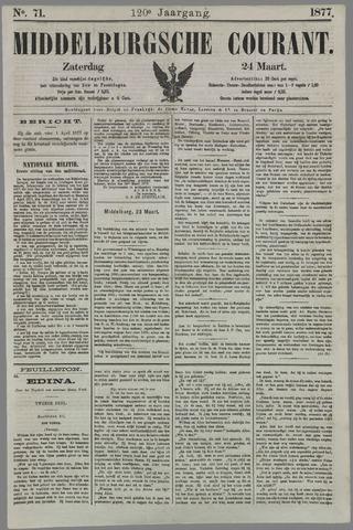 Middelburgsche Courant 1877-03-24
