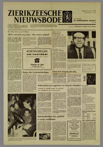 Zierikzeesche Nieuwsbode 1970-01-16