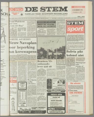de Stem 1979-11-05