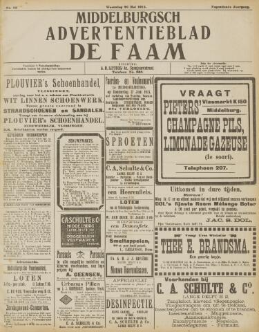 de Faam en de Faam/de Vlissinger 1915-05-26