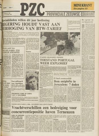 Provinciale Zeeuwse Courant 1975-11-14