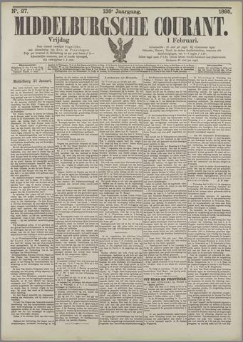 Middelburgsche Courant 1895-02-01