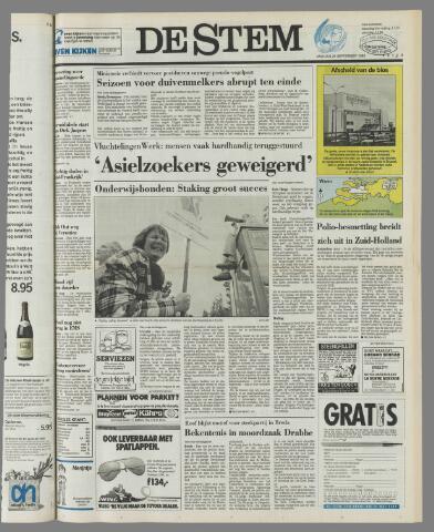 de Stem 1992-09-25