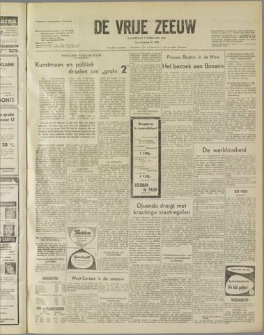 de Vrije Zeeuw 1958-02-08