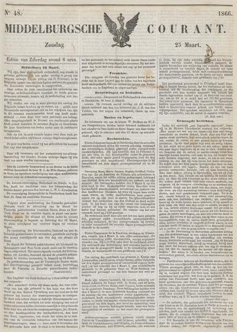 Middelburgsche Courant 1866-03-25