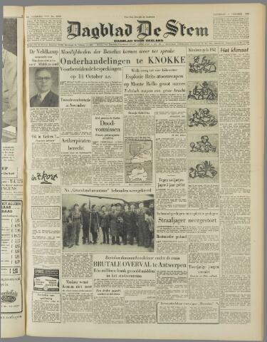de Stem 1952-10-04