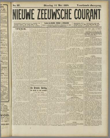 Nieuwe Zeeuwsche Courant 1918-05-14