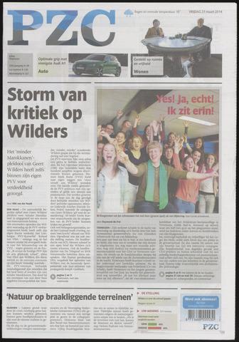 Provinciale Zeeuwse Courant 2014-03-21