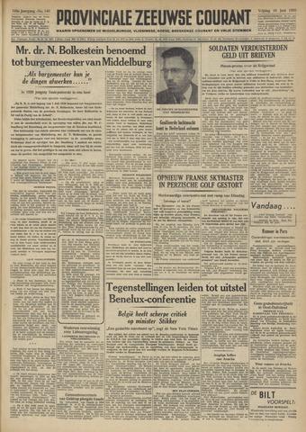 Provinciale Zeeuwse Courant 1950-06-16