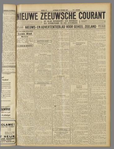 Nieuwe Zeeuwsche Courant 1932-10-29