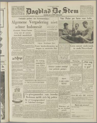 de Stem 1957-11-30
