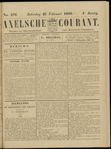 Axelsche Courant 1889-02-23