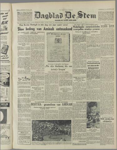 de Stem 1950-08-10