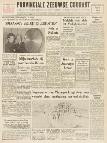 Provinciale Zeeuwse Courant 1965-01-08