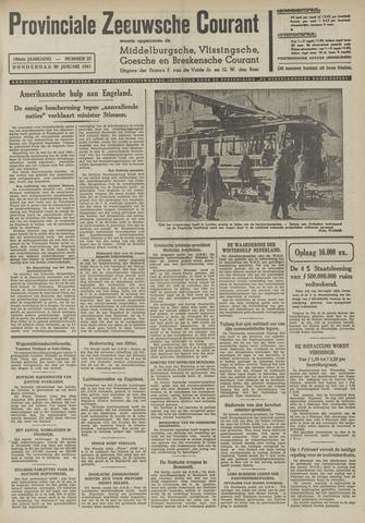 Provinciale Zeeuwse Courant 1941-01-30