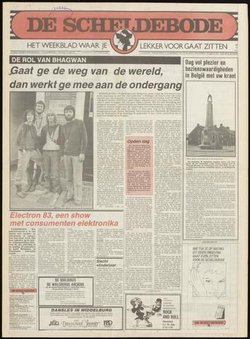 Scheldebode 1983-09-21
