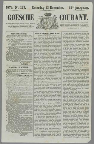 Goessche Courant 1874-12-12