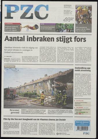 Provinciale Zeeuwse Courant 2013-06-26